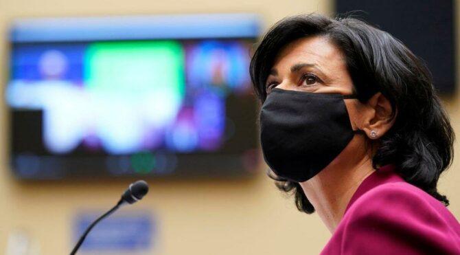 CDC direktörü, pandeminin bitişinin insan davranışına bağlı olduğunu söyledi