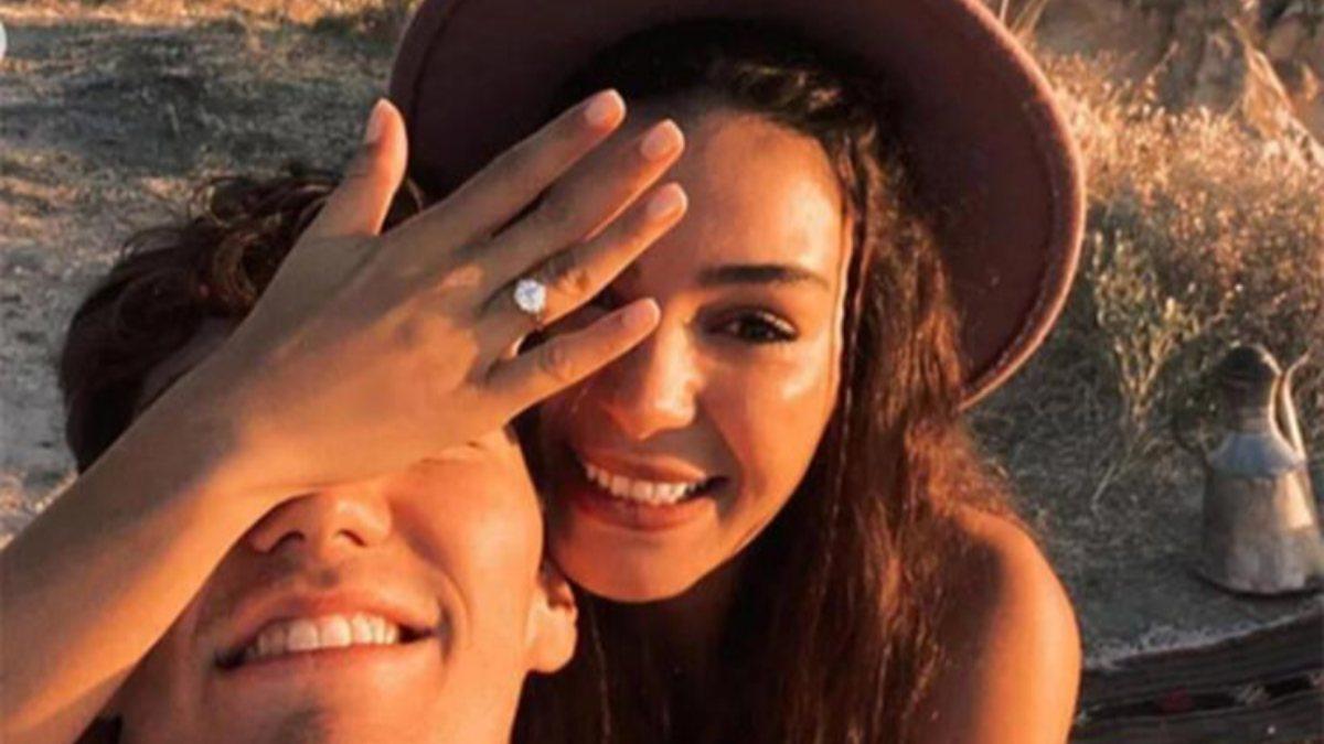 Cedi Osman: Ebru hayatımdaki en güzel şey