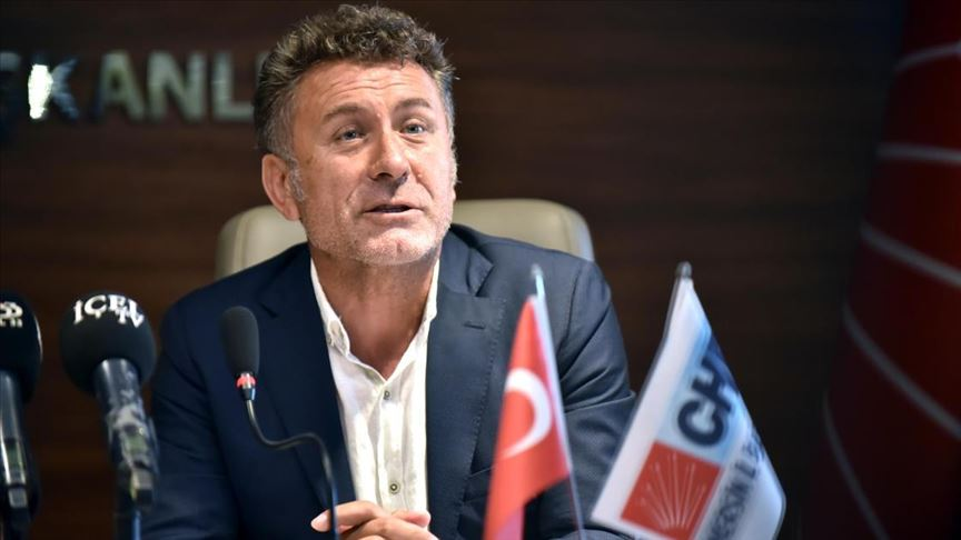 CHP Milletvekili Sarıbal: 'Dersim Katliamında Yitirdiklerimizi Saygıyla Anıyorum'