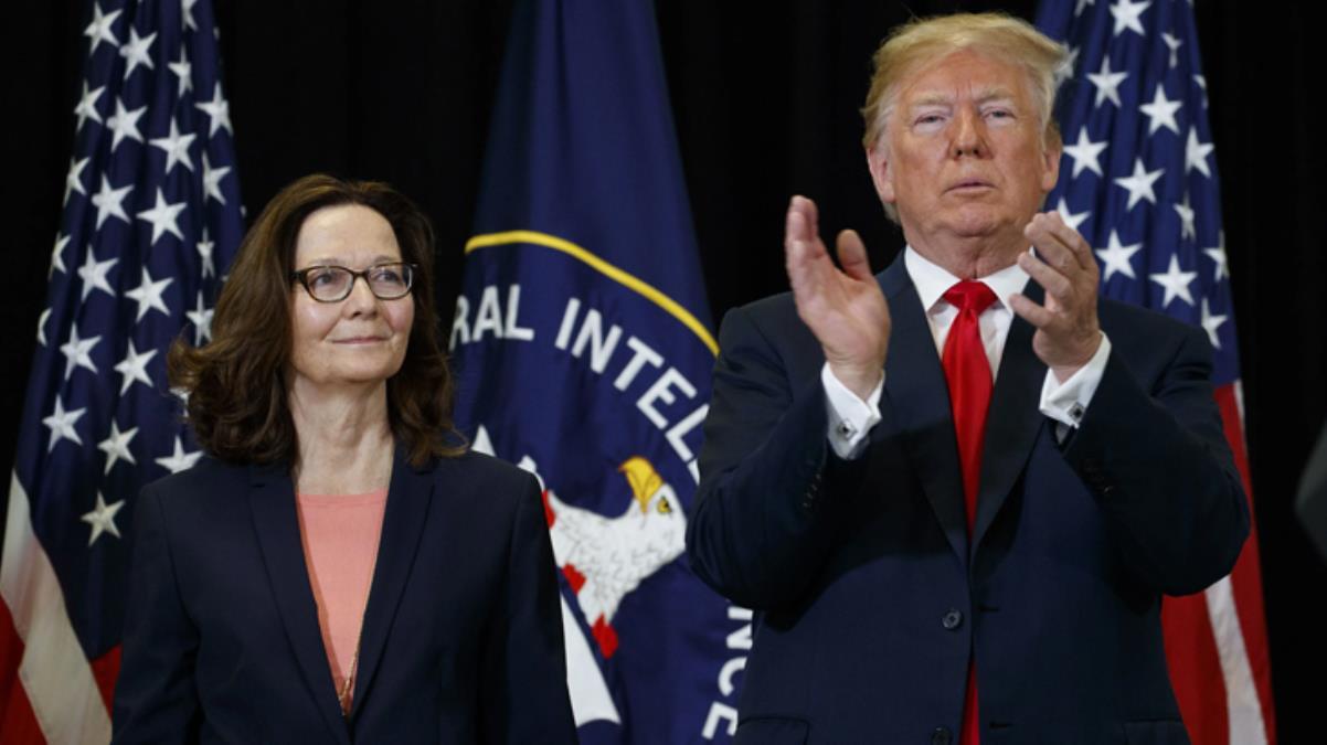 CIA Direktörü Gina Haspel istifa etti