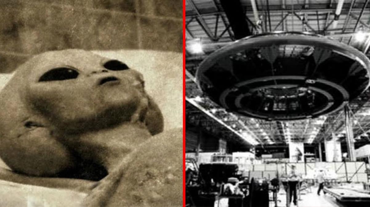 CIA'nın çok gizli belgeleri ortaya çıktı! 1962'de 2 uzaylıyı ölü olarak bulmuşlar