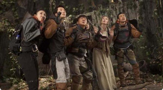 Çin Falı filmi konusu ve oyuncuları
