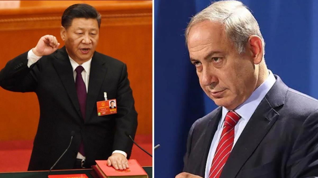 Çin televizyonunda yapılan Yahudi karşıtı haber, İsrail'i rahatsız etti