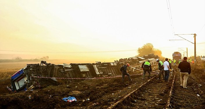 Çorlu Tren Kazasında Oğlunu Kaybeden Mısra Öz'e 8 Bin 840 Lira Para Cezası