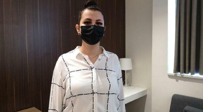 Corona virüse yakalanan genç kız diyabet hastası oldu
