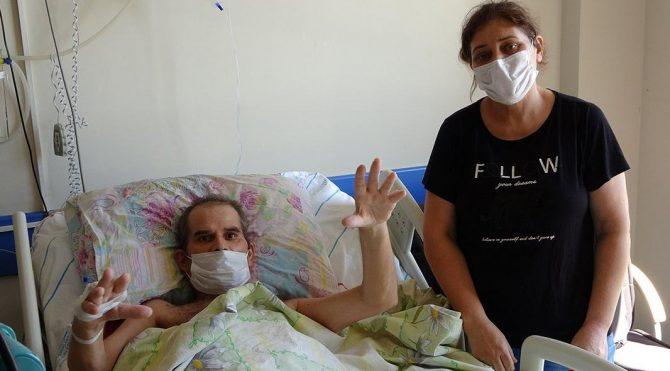 Corona virüsü ile 5 ay süren mücadele