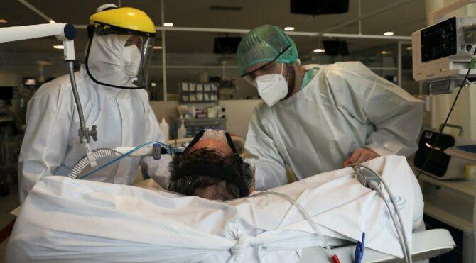 Corona virüsünde yeni tehlike... Kan pıhtısı hafif ve orta belirtileri olan hastalarda da gelişebilir