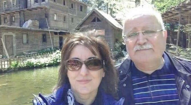 Coronaya yakalanan çiftten art arda acı haber