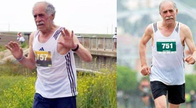 Coronayı yenen milli atlet Ballı: Ciğerlerimin kuvvetli olması nedeniyle hastalığı atlattım