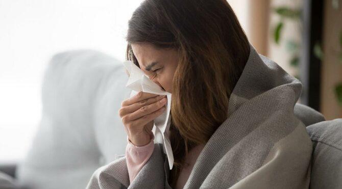 'Covid-19'da, mevsimsel grip mutasyonlarına olumlu kayışlar başladı'