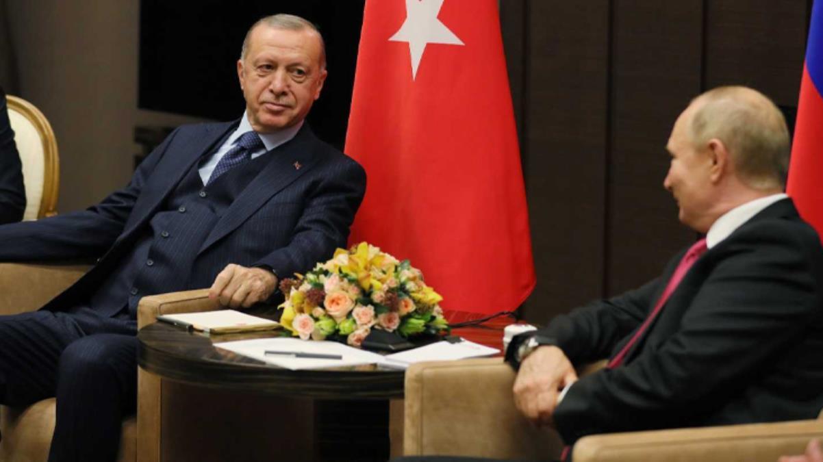 Cumhurbaşkanı Erdoğan ile Rusya lideri Putin, İdlib'deki mevcut statükonun korunması konusunda anlaştı