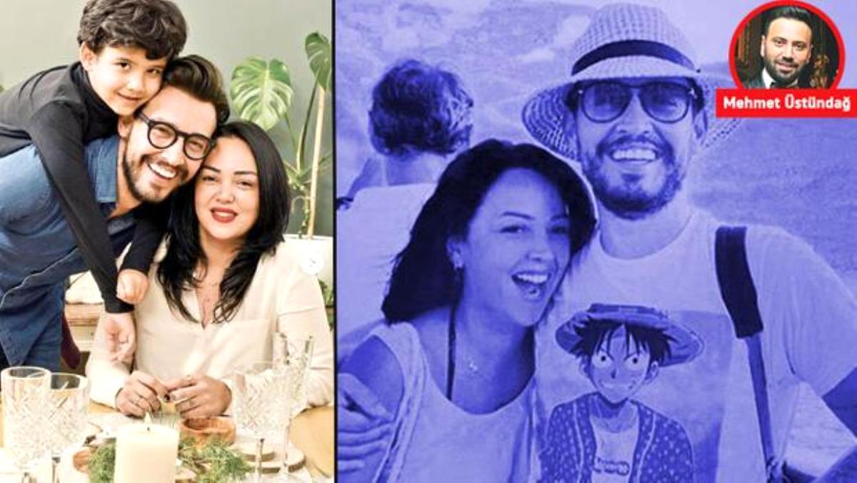 Danilo Zanna ve eşi Tuğçe Demirbilek boşanıyor!
