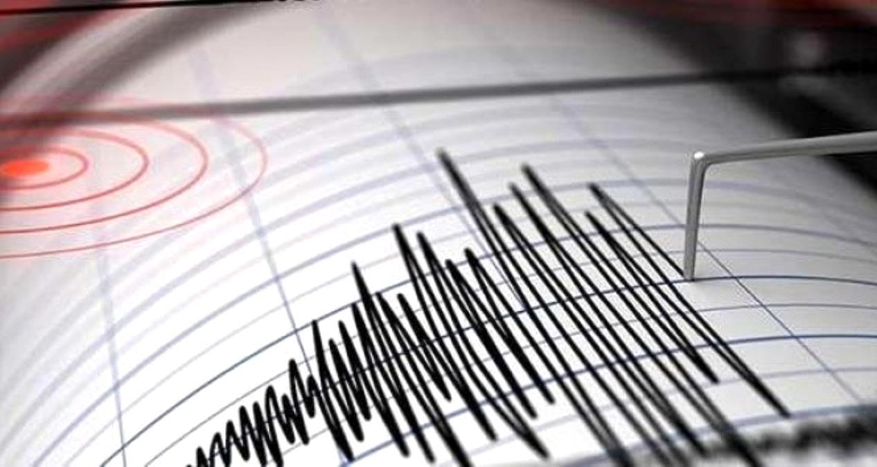 Denizli'de 1 günde 6 depremle sarsıldı
