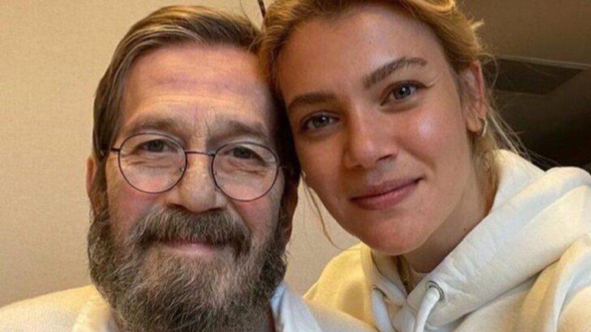 Derya Şensoy'dan babası Ferhan Şensoy için duygusal paylaşım