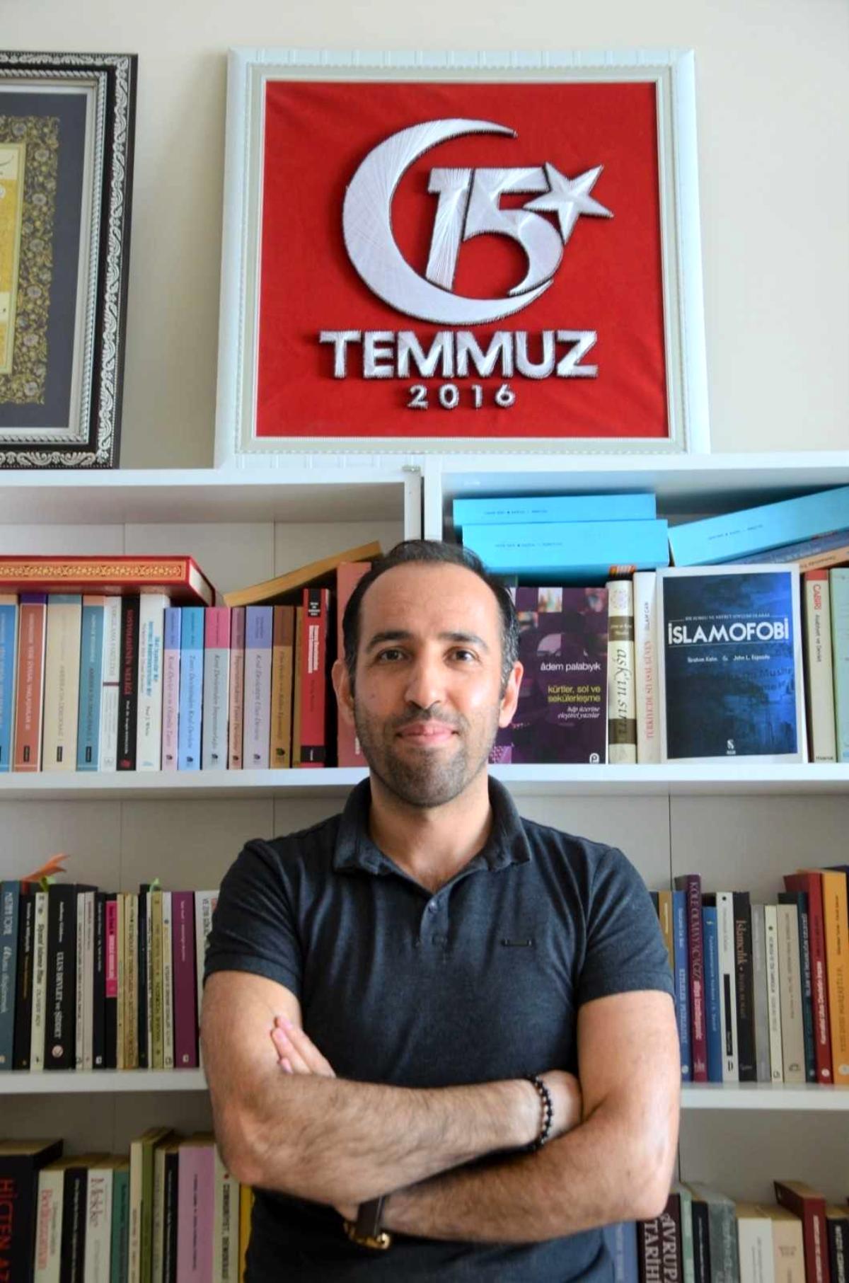 Doç. Dr. Adem Palabıyık: HDP tutum belgesi ile Kandil'e olan imanını tazeledi