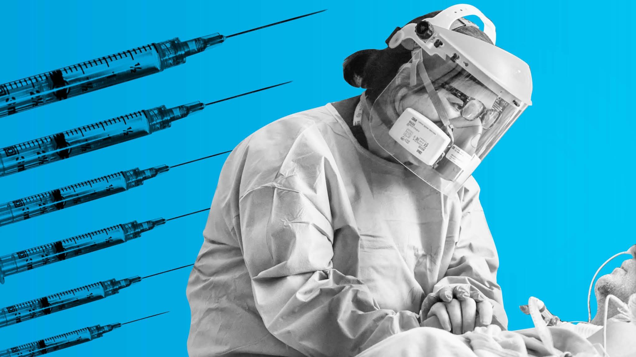 DSÖ: 335 Milyon Aşı Uygulandı, Aşıdan Dolayı Hiç Kimse Ölmedi