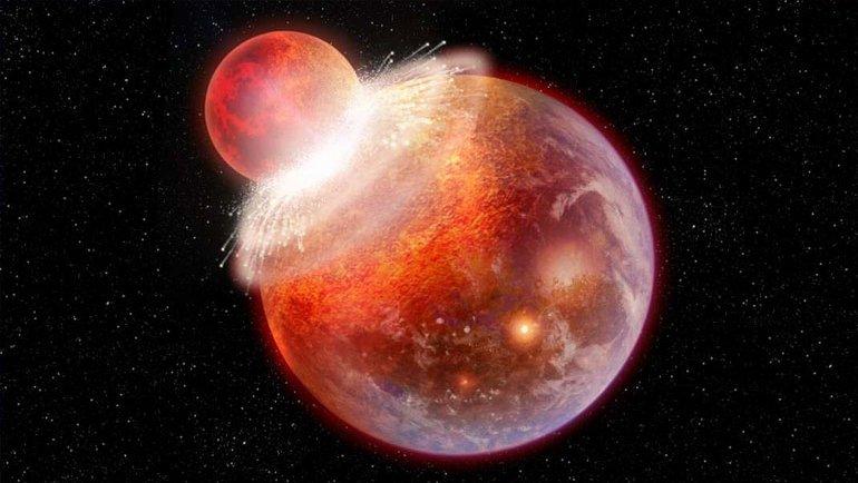 Dünya'da başka bir gezegen olabilir