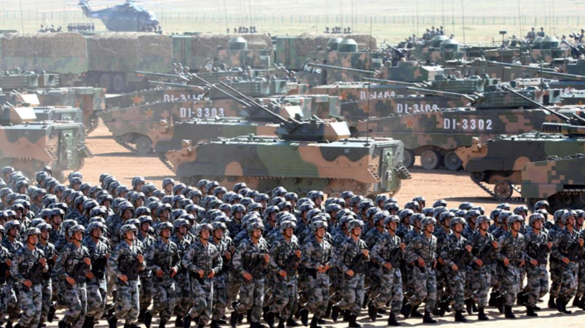 Dünya diken üstünde! Çin medyasının tehdit gibi haberi orduyu teyakkuza geçirdi