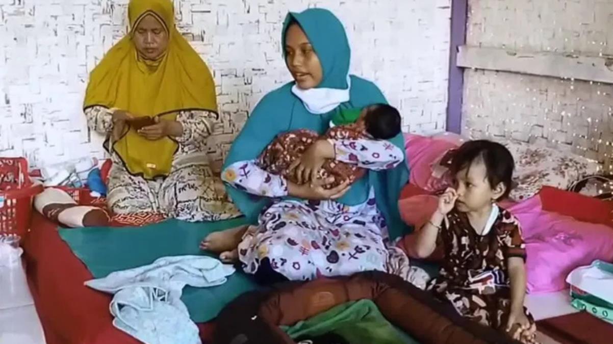 Dünya 'Rüzgar esti, hamile kaldım' diyen kadını konuşuyor! Polis iddiayla ilgili soruşturma başlattı