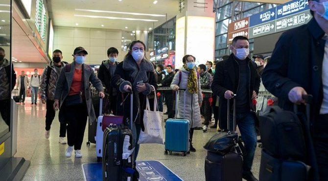 Dünya Sağlık Örgütü: Çin dışında 4 ülke kaygı verici