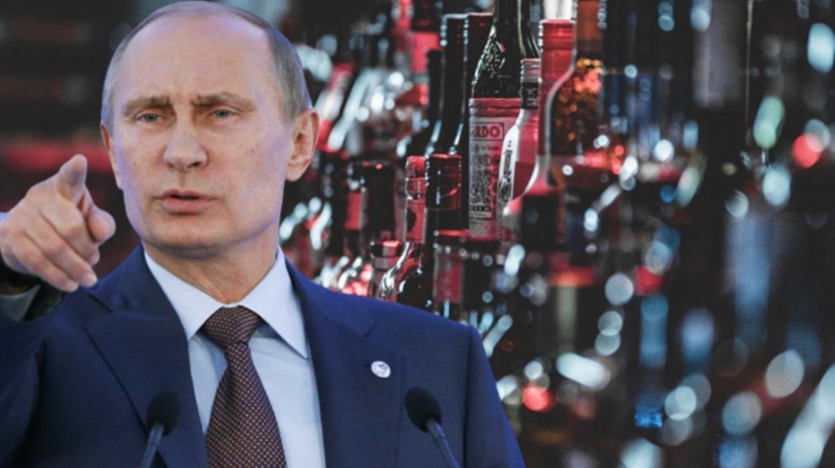 Dünya salgında bunu da gördü! Putin kararnameyi imzaladı, 11 günlük resmi tatilde alkol satışı yasaklandı