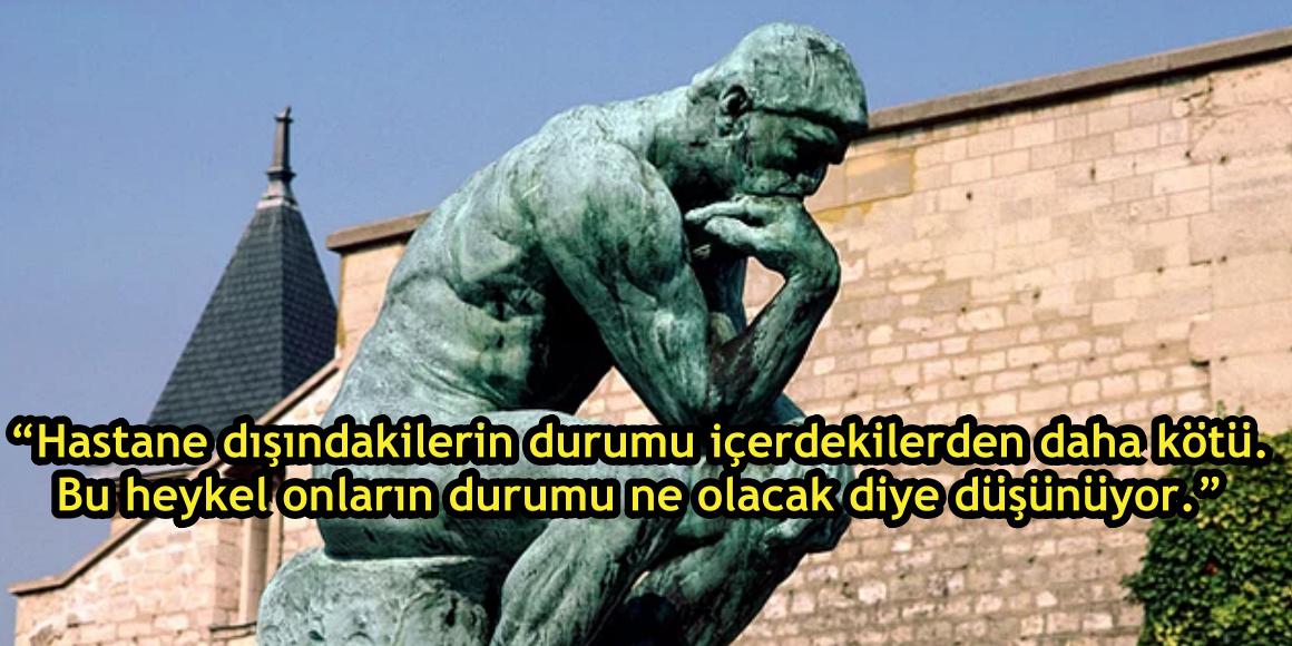 Düşünmekle Akıl Hastalıkları Arasında Bağ Kuran Tek Ülke Türkiye'deki