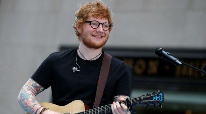 Ed Sheeran, ikinci kez karantinada