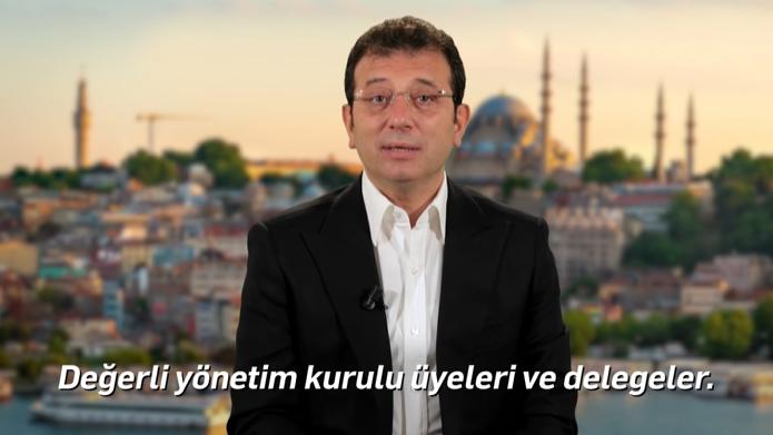 Ekrem İmamoğlu'nun Uluslararası Siyasi Danışmanlar Derneği'nin Açılışında Yaptığı İngilizce Konuşması Gündem Oldu
