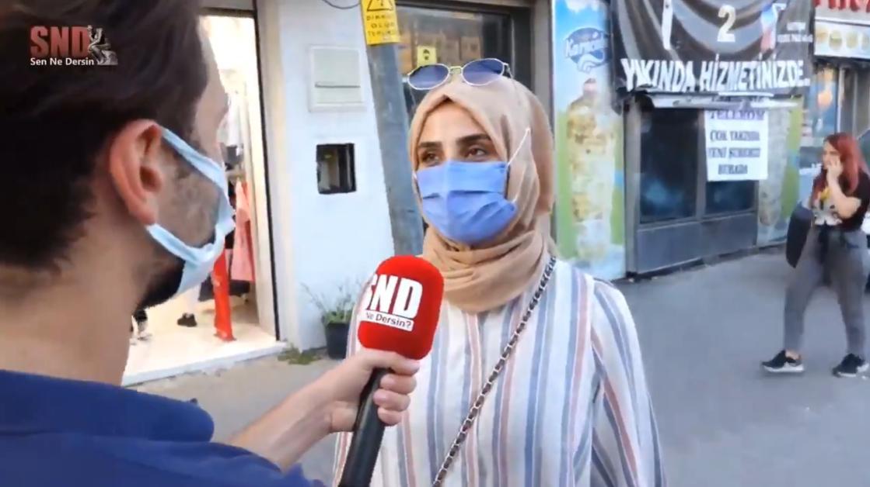 Erdoğan'a Oy Veririm Diyen Kadın: Çünkü Onun Çuvalları Dolu, Yeni Biri Çuvallarını Doldurursa Bize Zararı Olur