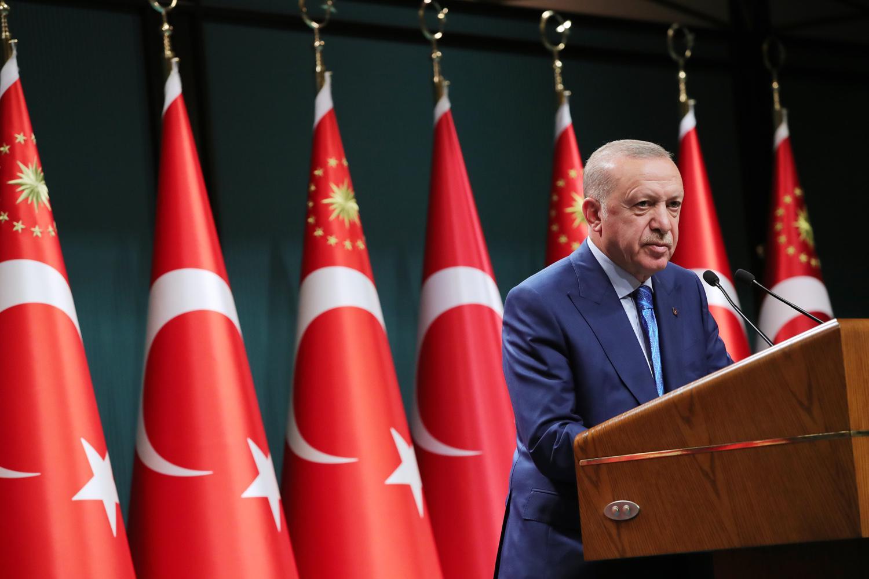 Erdoğan'dan Kabine Sonrası Açıklamalar: Yüz Yüze Eğitim, PCR Şartı ve Afgan Mülteciler