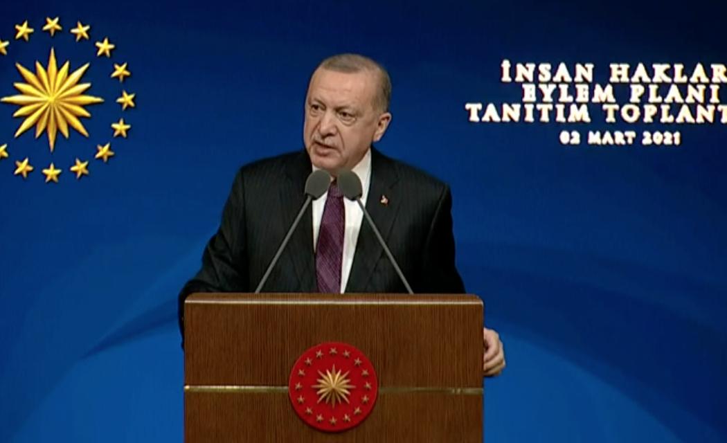 Erdoğan İnsan Hakları Eylem Planı'nı Açıkladı: İşte 11 Madde ile Yargı Reformu