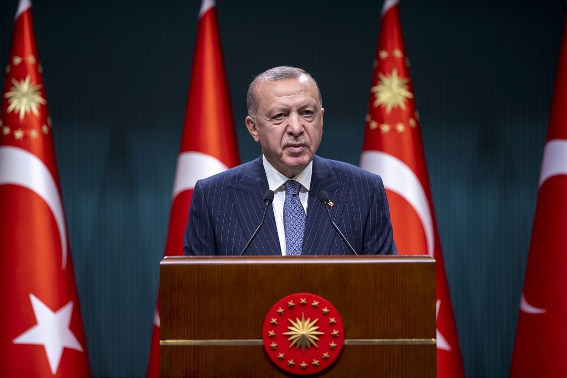 Erdoğan Kabine Toplantısı Sonrası Açıklama Yapıyor
