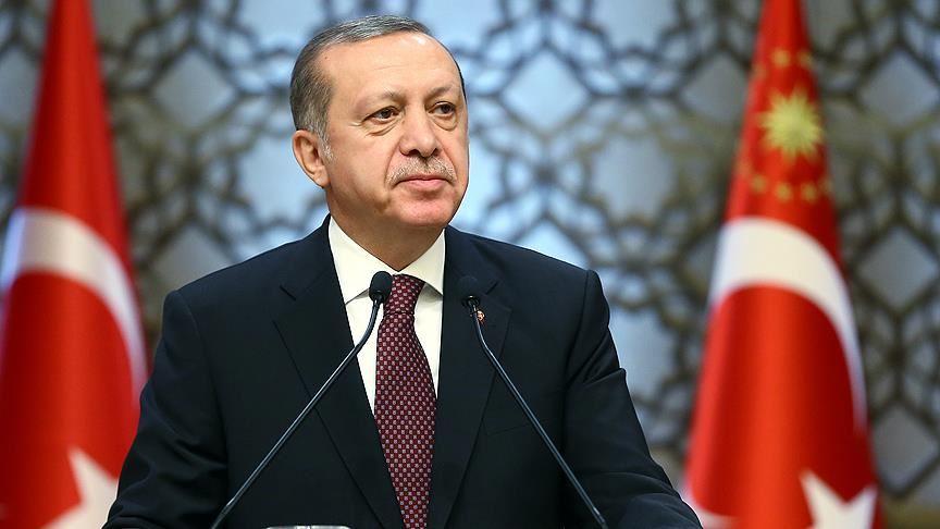 Erdoğan: 'Organize Suç Şebekeleriyle Göğüs Göğüse Mücadele Eden Yegane Parti Biziz'