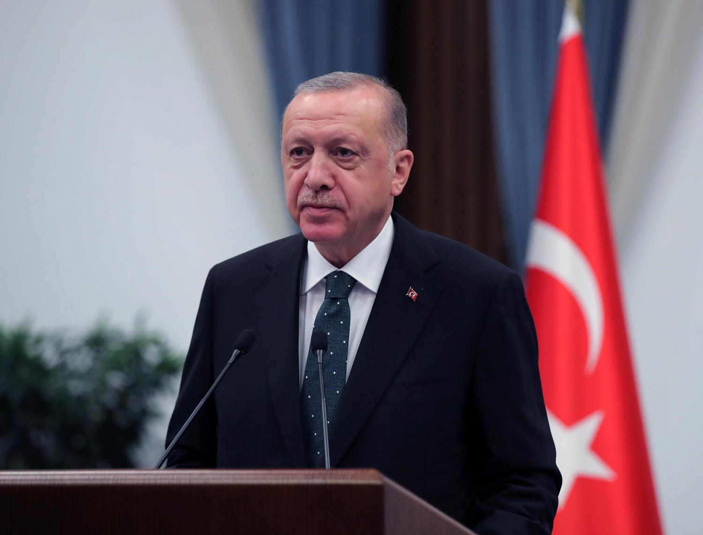Erdoğan: 'Yangınların Kontrol Altına Alınması İçin Devlet Tüm İmkanlarıyla Seferber Oldu'