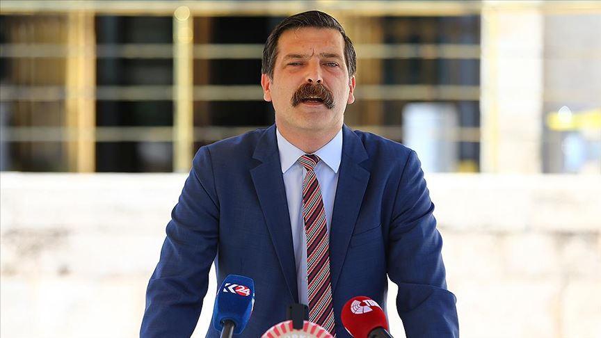 Erkan Baş, Bahçeli'ye Tepki Gösterdi: 'Ahmet Şık, Öldüremediğiniz Metin Göktepe'dir'