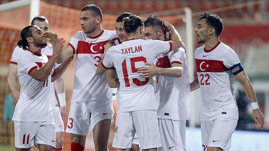 EURO 2020 Öncesi İlk Prova: Milliler Hazırlık Maçında Azerbaycan'ı 2-1 Yendi