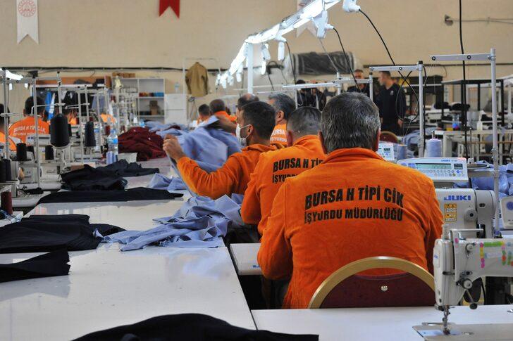 Fabrikalaşan Cezaevleri Araştırması: Elde Edilen 4,5 Milyonluk Gelirin Sadece %2'si Yevmiye Olarak Ödeniyor