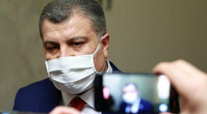 Fahrettin Koca: '10 milyon doz aşı yapıldı'
