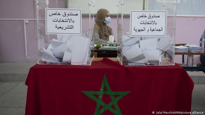 Fas'taki Seçimde İslamcı Adalet ve Kalkınma Partisi, Liberaller Tarafından Hezimete Uğratıldı