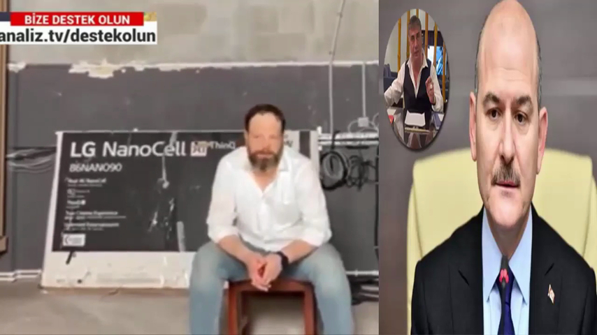 Fatih Tezcan'dan Sedat Peker'e: 'Ya Erdoğan Konuşursa Ne Olur Sedat Abi?'