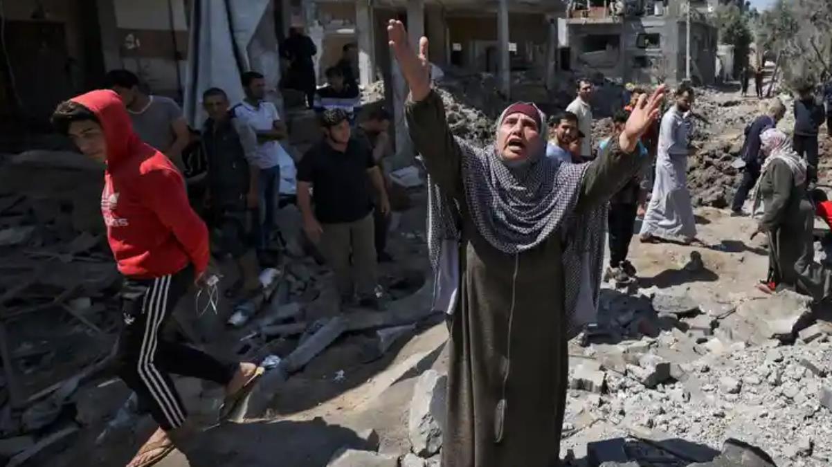 Filistin Kızılayı Gazze Başkanı Dr. Murad: İsrail saldırıları devam ederse en fazla bir hafta daha dayanabiliriz