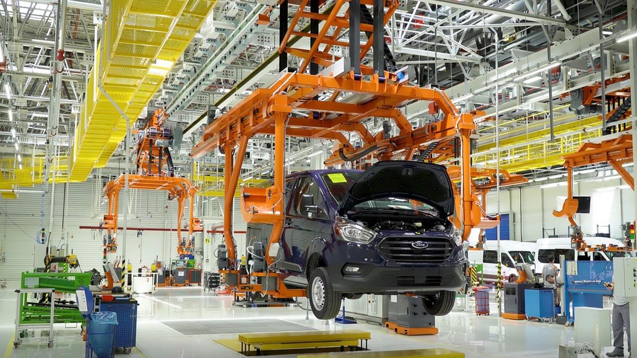Ford Otosan, Çip Krizi Nedeniyle Üretimi Durduruyor