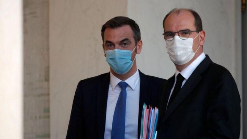 Fransa'da Sağlık Bakanı'nın Evine Baskın Düzenlendi