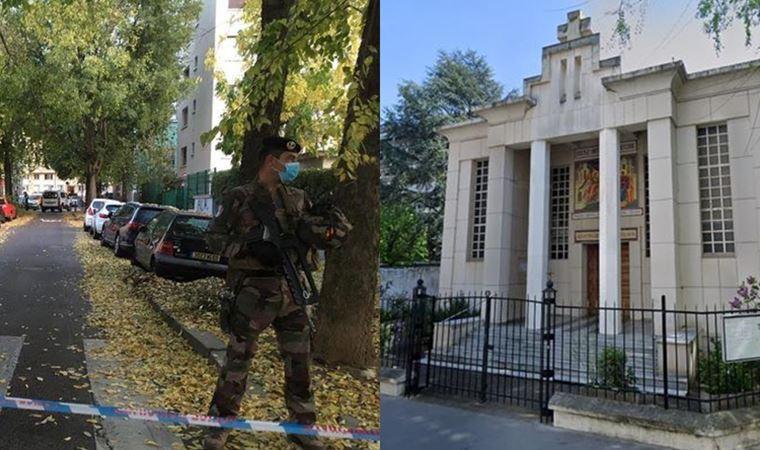 Fransa'da Yunan Ortodoks Kilisesinde Saldırı Düzenlendi: Rahip Yaralı Olarak Hastaneye Kaldırıldı