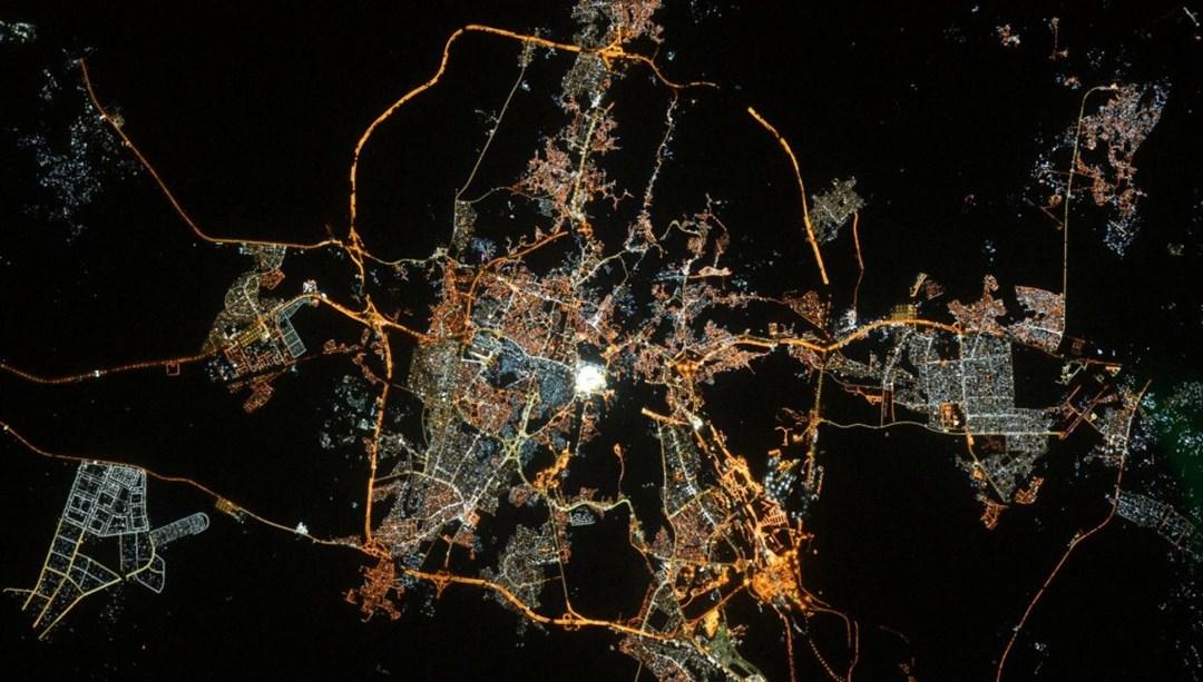 Fransız Astronot Paylaştı: Uzaydan