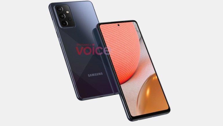 Galaxy A72, Galaxy A71'i aratabilir