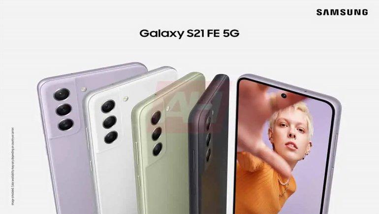 Galaxy S21 FE iptal mi edildi?