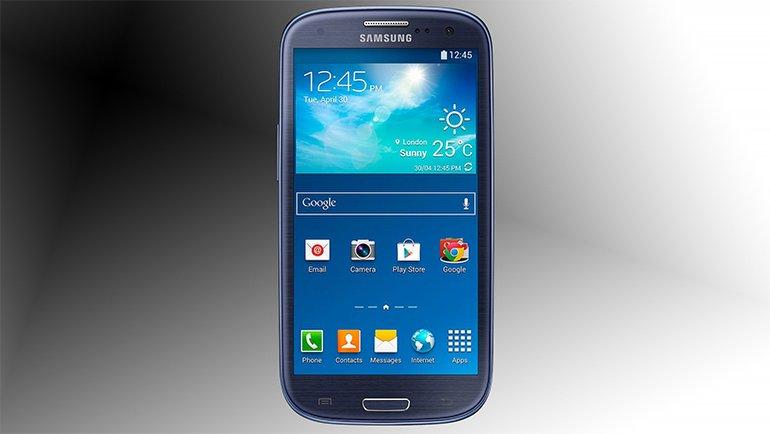 Galaxy S3'e Android 10 geliyor