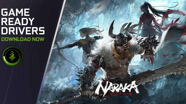 GeForce'a Naraka Bladepoint müjdesi