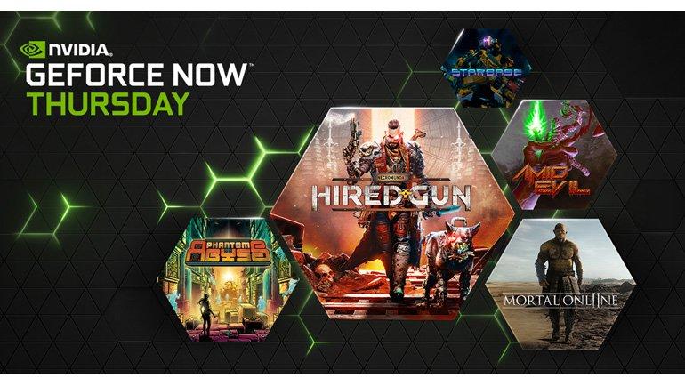 GeForce NOW'a 38 oyun ekleniyor